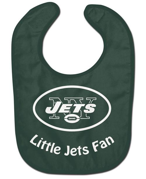 New York Jets All Pro Little Fan Baby Bib