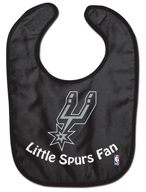 San Antonio Spurs Baby Bib - All Pro Little Fan
