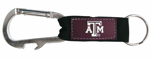 Texas A&M Aggies Carabiner Keychain - Special Order