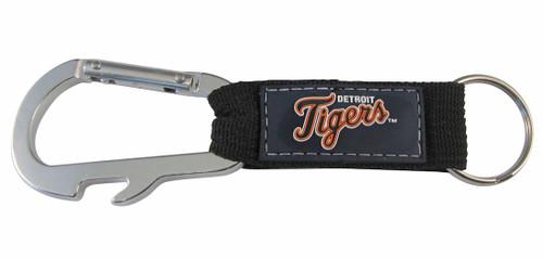 Detroit Tigers Carabiner Keychain