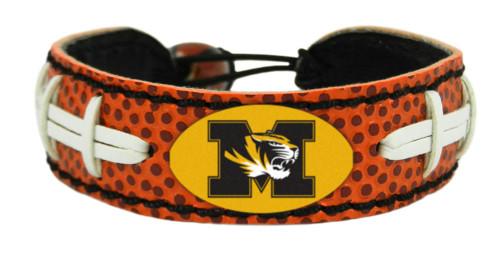 Missouri Tigers Bracelet Classic Football CO