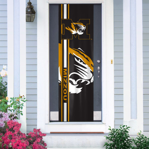 Missouri Tigers Banner Door
