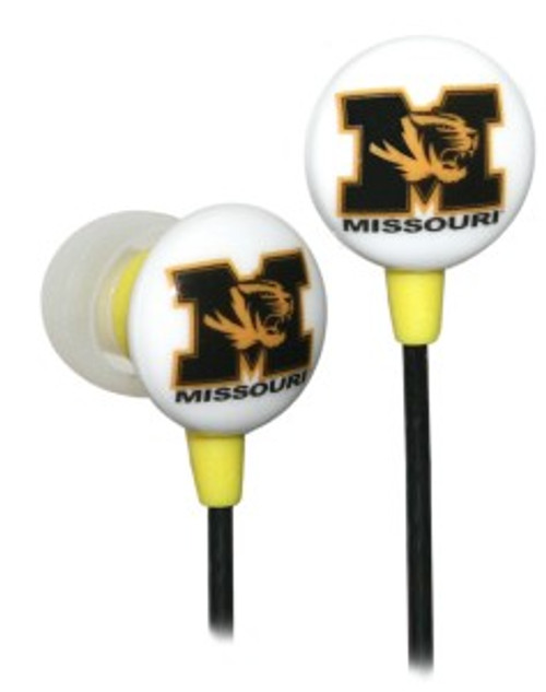 Missouri Tigers Ear Buds