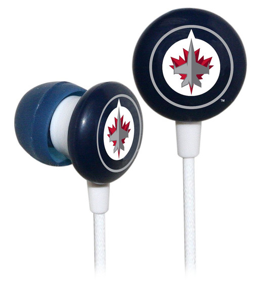 Winnipeg Jets Ear Buds