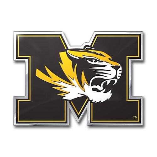 Missouri Tigers Auto Emblem - Color - Special Order