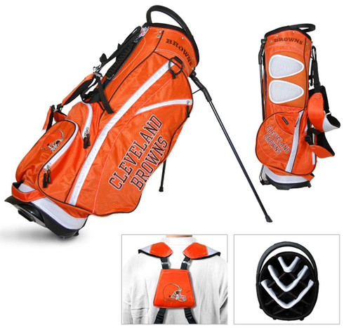 Cleveland Browns Fairway Golf Stand Bag - Special Order