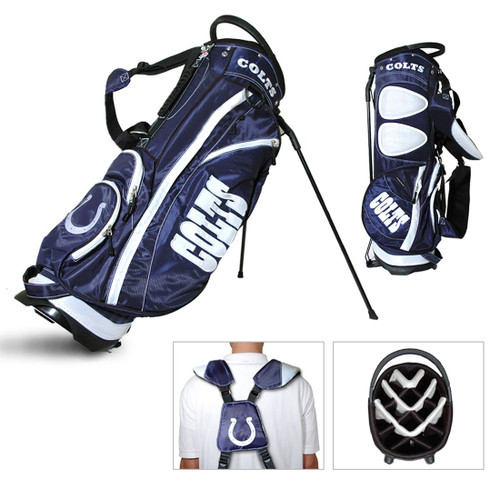 Indianapolis Colts Fairway Golf Stand Bag - Special Order
