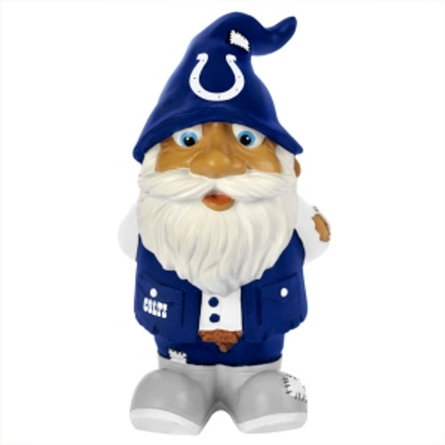 "Indianapolis Colts Garden Gnome - 8"" Stumpy"