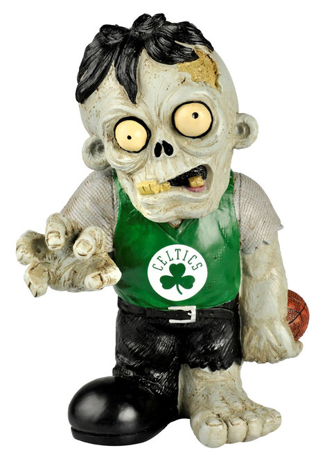 Boston Celtics Zombie Figurine