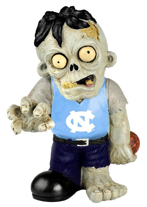 North Carolina Tar Heels Zombie Figurine
