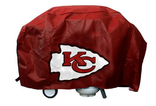 Kansas City Chiefs Grill Cover Deluxe