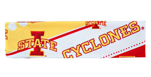 Iowa State Cyclones Stretch Patterned Headband