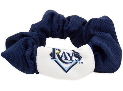 Tampa Bay Rays Hair Twist Ponytail Holder