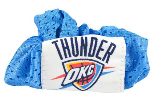 Oklahoma City Thunder Hair Twist Ponytail Holder