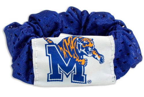 Memphis Tigers Hair Twist Ponytail Holder
