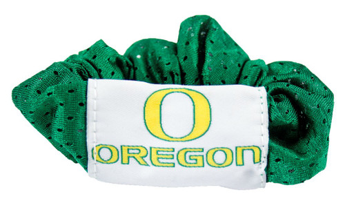 Oregon Ducks Hair Twist Ponytail Holder