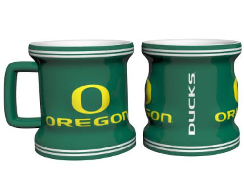 Oregon Ducks Shot Glass - Sculpted Mini Mug