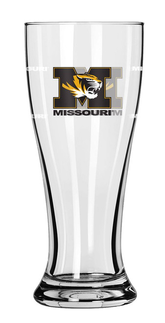 Missouri Tigers Shot Glass - Mini Pilsner
