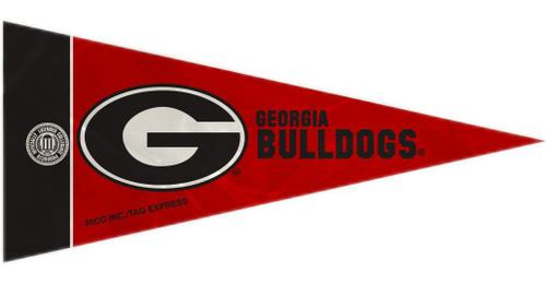 Georgia Bulldogs Pennant Set Mini 8 Piece - Special Order