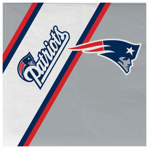 New England Patriots Disposable Napkins