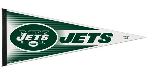 New York Jets Pennant - Special Order