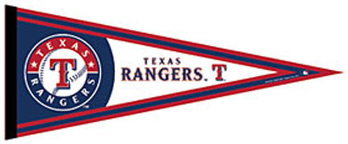 Texas Rangers Pennant - Special Order