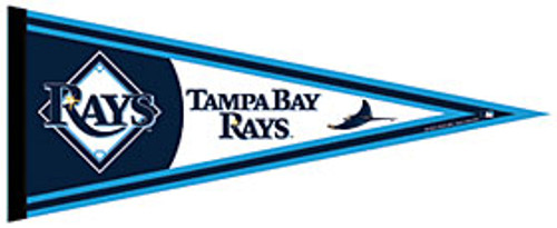 Tampa Bay Rays Pennant - Special Order