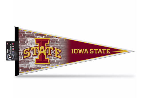 Iowa State Cyclones Pennant 12x30 Carded Rico