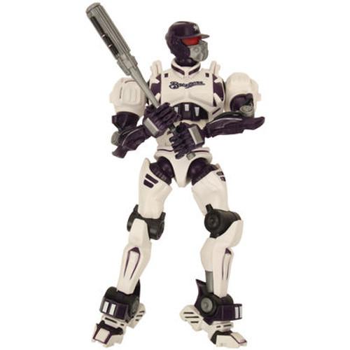Milwaukee Brewers FOX Sports Robot