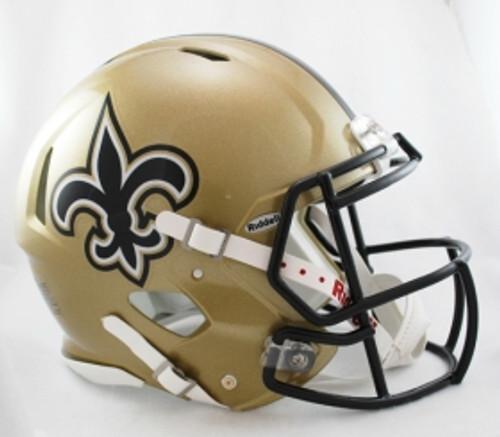 New Orleans Saints Revolution Speed Pro Line Helmet