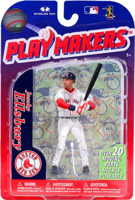 Boston Red Sox Jacoby Ellsbury McFarlane Playmaker Figurine