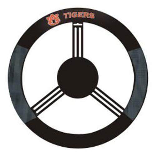 Auburn Tigers Steering Wheel Cover Mesh Style