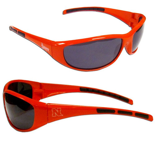 Nebraska Cornhuskers Sunglasses - Wrap - Special Order
