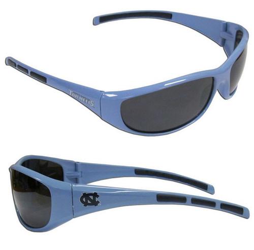 North Carolina Tar Heels Sunglasses - Wrap - Special Order