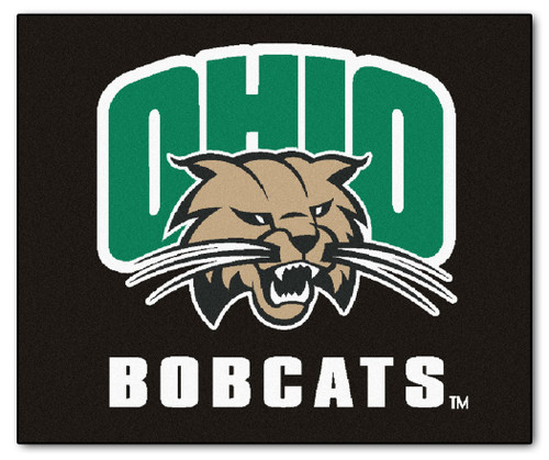 Ohio Bobcats Area Rug - Tailgater - Special Order