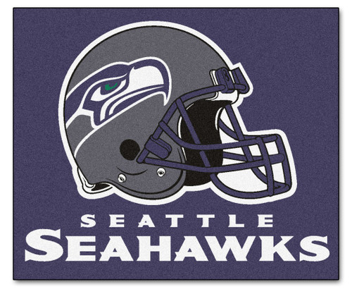 Seattle Seahawks Area Mat Tailgater - Special Order