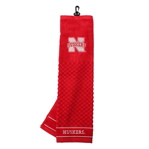 "Nebraska Cornhuskers 16""x22"" Embroidered Golf Towel"