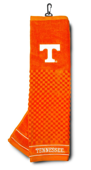 "Tennessee Volunteers 16""x22"" Embroidered Golf Towel - Special Order"
