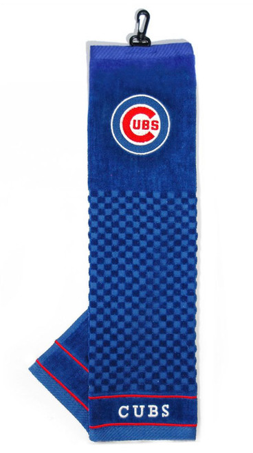 "Chicago Cubs 16""x22"" Embroidered Golf Towel"