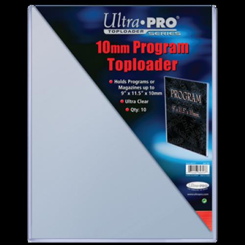 Top Loader Program 10MM Thick (10 per pack)