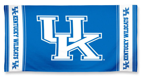 Kentucky Wildcats Towel 30x60 Beach Style