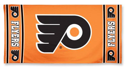 Philadelphia Flyers Towel 30x60 Beach Style