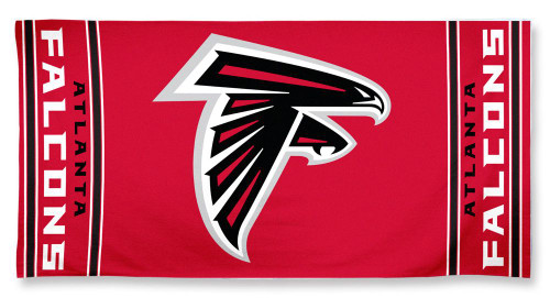 Atlanta Falcons Towel 30x60 Beach Style