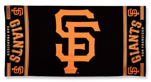 San Francisco Giants Towel 30x60 Beach Style