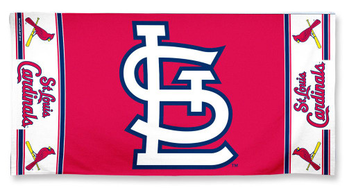 St. Louis Cardinals Towel 30x60 Beach Style