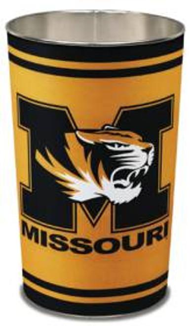 Missouri Tigers Wastebasket 15 Inch - Special Order