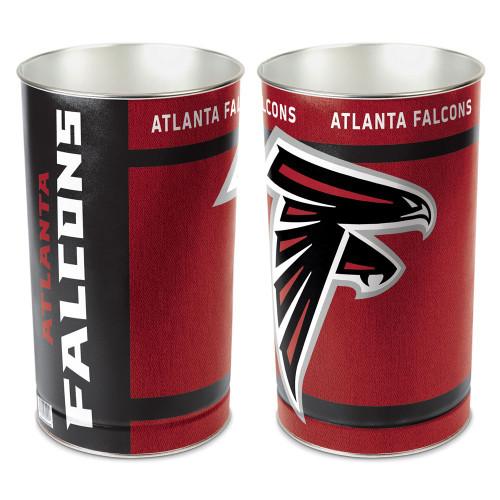 Atlanta Falcons Wastebasket 15 Inch