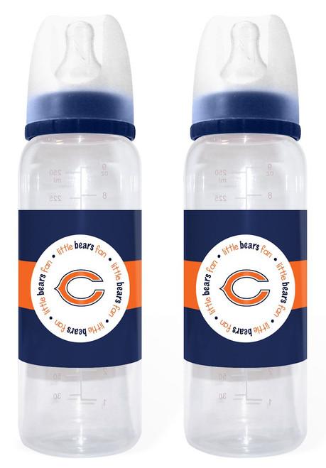 Chicago Bears Baby Bottle 2 Pack