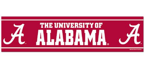 Alabama Crimson Tide Bumper Sticker