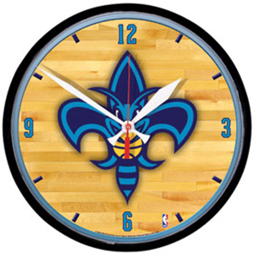 New Orleans Hornets Wall Clock